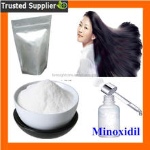 Minoxidil 99.80% Cas 38304-91-5 for Hair regrowth