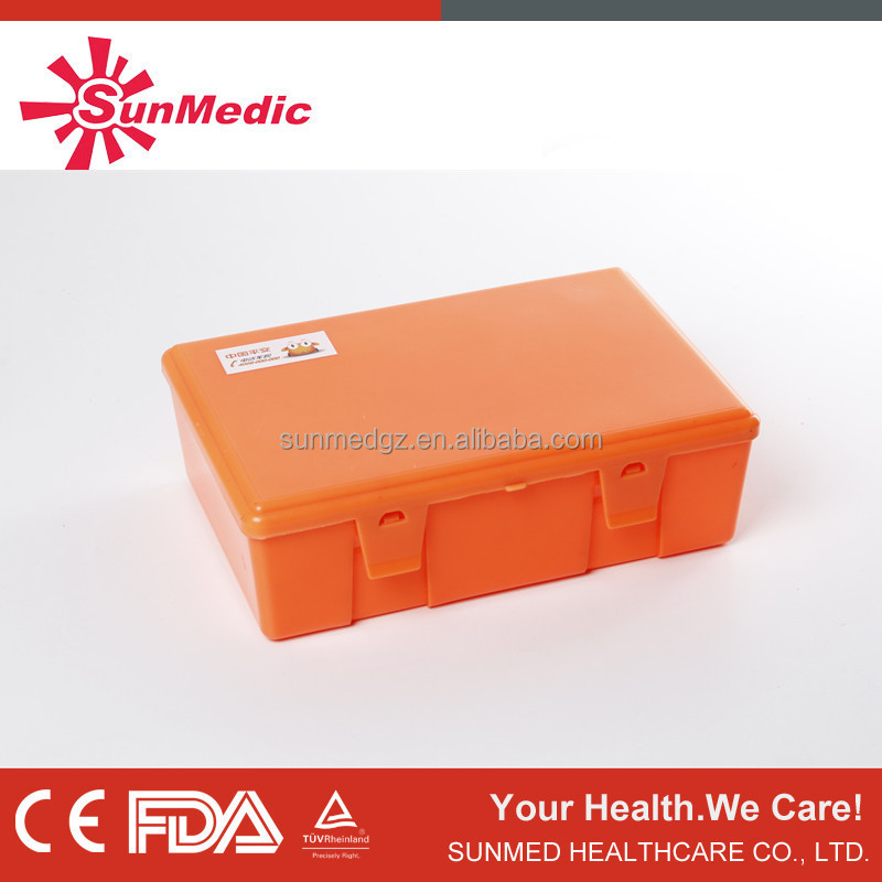 Mini Waterproof EVA First Aid Kit Box For Outdoor Medical