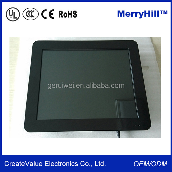 OEM Metal Frame Tablet 10.1/ 15/17/18.5/21.5 Inch Industrial Android Panel PC RS485