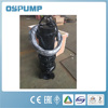3 inch 80 mm free passage electrical submersible pump for sewage