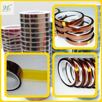 Wholesale Well Packaged 10mm Wide Polyimide Adhesive Tape For Printer