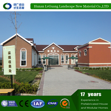 China modern design for hot sale low cost villa container prefab house prices in ghana