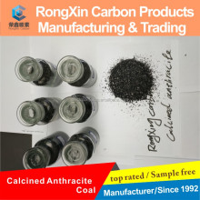 For Steel Casting Use Calcined Anthracite Coal/Carbon Raiser in Factory Price