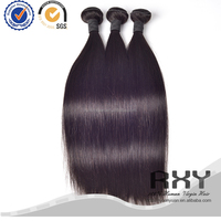 No chemical soft and smooth grade 6A silky straight virgin long hair