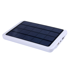Promotional China hot sell portable camping solar power bank