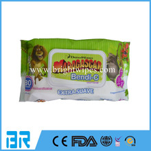 OEM Nature Care Cleaning Products Wholesale Baby Wet Wipes