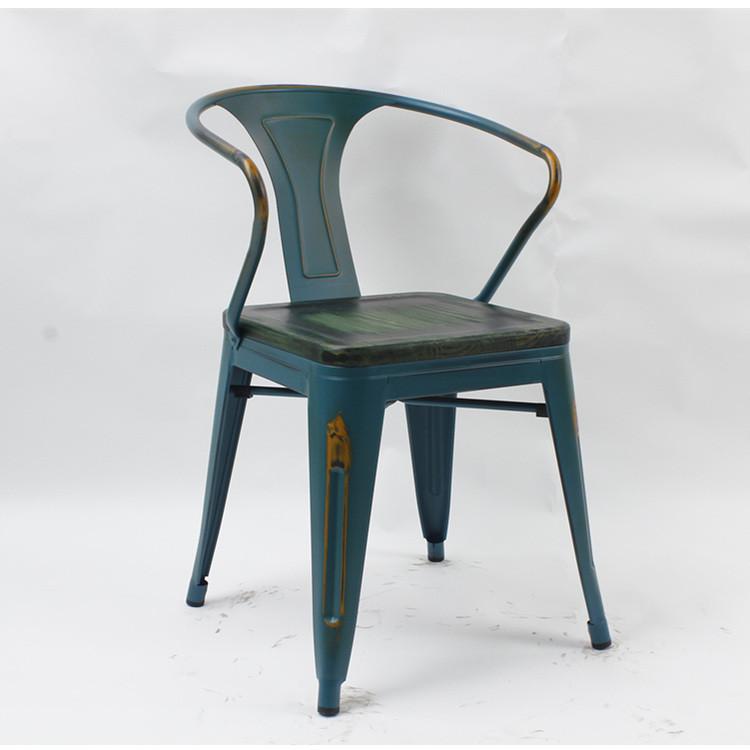 Retro Wood Industrial Metal Chairs Wholesale Buy