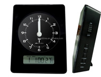 New Radio controlled alarm clock with LCD