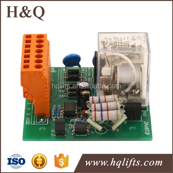 elevator control panel DAA610F Elevator Board for 506NCE