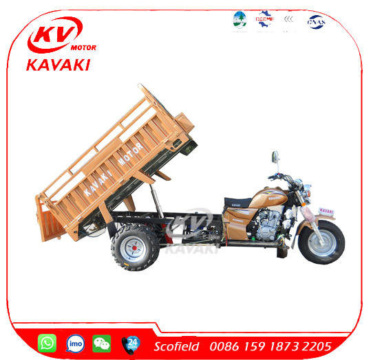 KAVAKI 250CC Cargo Tricycle Motor Tricycle Tricycle for Sale in Philippines