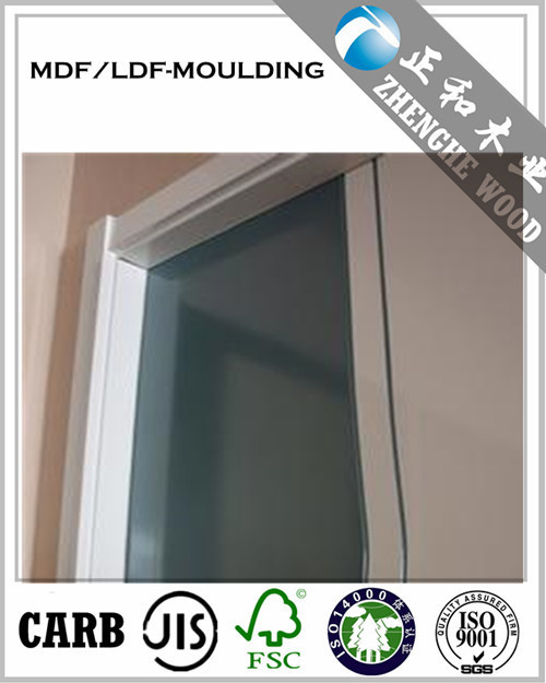 Indoor decoration inside the frame/MDF-LDF Moulding