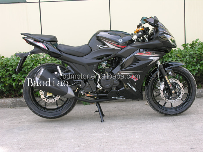 China 200cc New Cool Racing Sport Motorcycle 200cc For Sale Four Stroke Engine Motorcycles Wholesale EEC EPA DOT