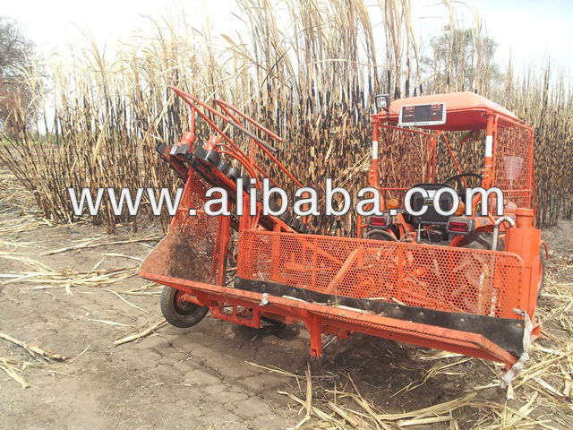 Sugarcane Harvester (Small Size)