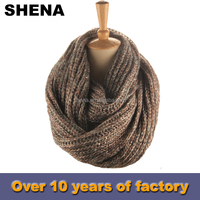 shena popular magic pendant young girl tube scarf for sale