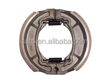 AX100 motorcycle shoes brake toyota hilux brake shoes