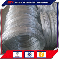 Galvanized Real Estate Iron Wire