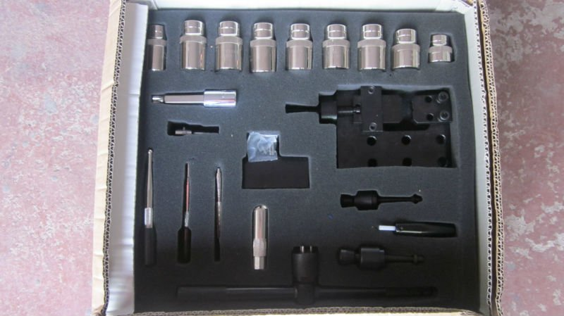 Dismantling Frame for Common Rail Injectors with 20 pieces