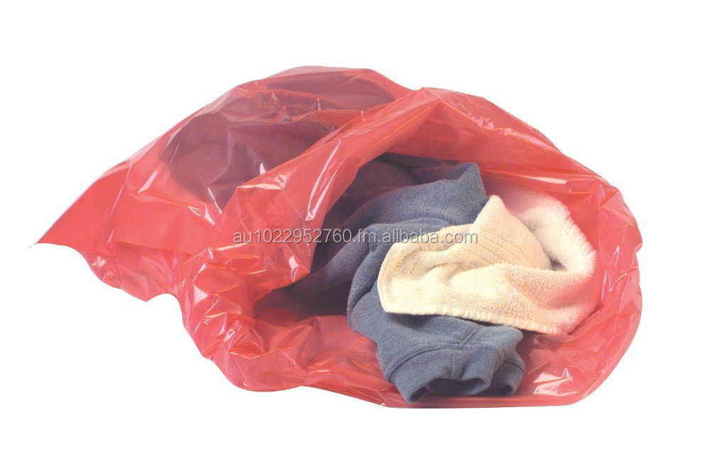 Dissolvable Seam Laundry Bag
