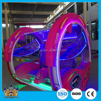 Chinese direct factory! new 360 wheel swing rides / le bar car / amusement park equipment
