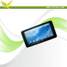 7 inch Allwinner A20 Dual Core Tablet, GSM Mobile Phone Tablet 1.5GHz, Bluetooth,Phone PC Tablet ZXS-A20