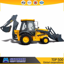SINOMACH construction machinery engineering equipments Backhoe Wheel LOADER 630A