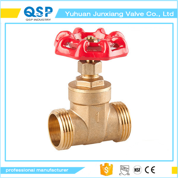 Factory direct sale brass non rising stem gate valve a105 wcb