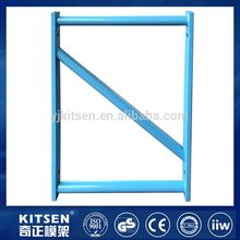 Construction antirust electric lift scaffold