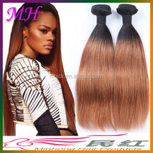 Wholesale Silky Straight 1b 30 Ombre Color Original Brazilian Human Hair Brazilian Hair Extensions Overseas Brazilian Hair Weave