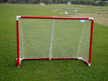 high quality tournament style field hockey lacrosse goal net