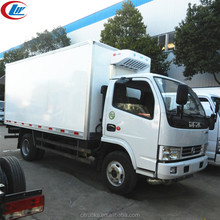 2018 best price Dongfeng 4x2 10000 liters reefer van