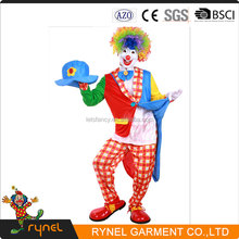 PGMC0392 Hot Christmas Men Clown Carnival Party Costumes Costumes Adult