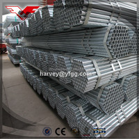 greenhouse and fence post galvanized steel pipe