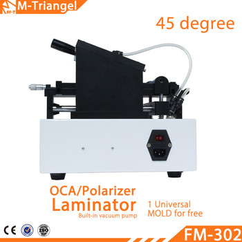 OCA laminating machine for flat screen