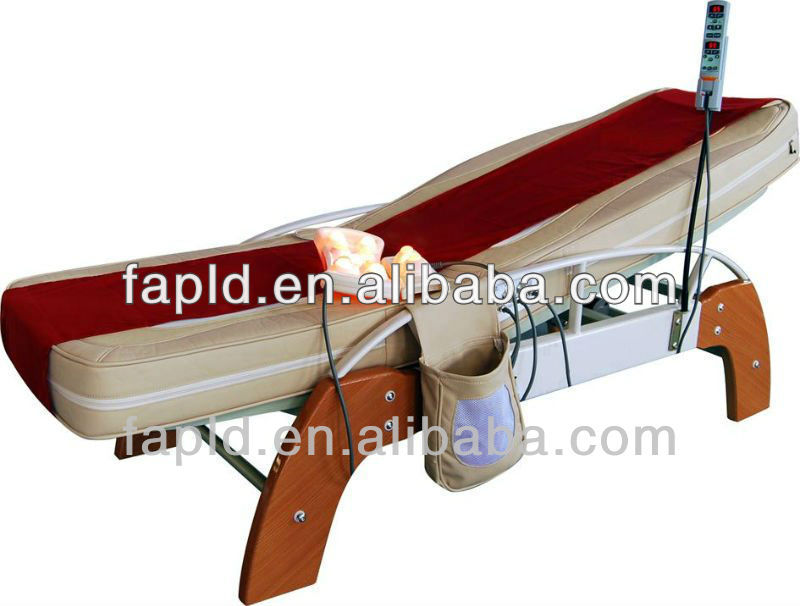 far infrared jade roll massage bed 6018X3