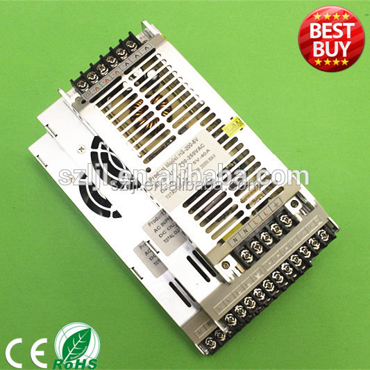 100W 220v ac 12v dc power supply multiple output switching power supply