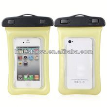 Customs cell phone case waterproof bag for iphone4/4s cover for phone 4/4s