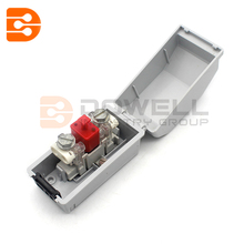 DW-3010A 1-Pair STB Stainless Steel Spring Outdoor Fiber Optic Termination Box
