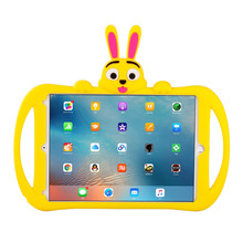 Kids drop resistant proetctive case for ipad pro 10.5 Tablet Silicone Case