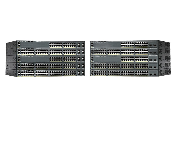 new original WS-C2960X-24TS-L cisco 2960x 24ts l