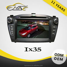 7 inch car radio navigation system for hyundai ix35