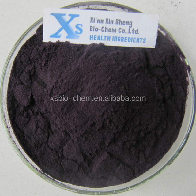 Natural High Quality Cranberry Extract Proanthocyanidins/anthocyanidins/anthocyanin for Urinary Tract Infection