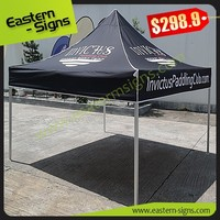Logo Printed Car Parking Tent