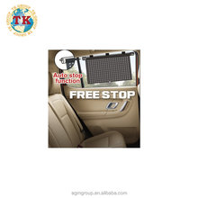 mesh car window sunshade Auto stop function novelty window sunshades for cars Mini van side window screen