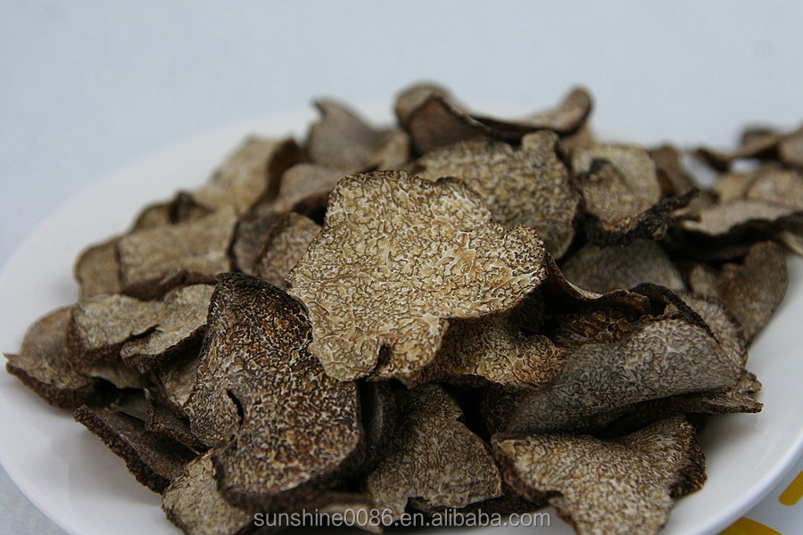 2016 New Crop Dried Black Truffle With Market Prices for Mushroom