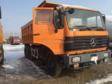 strong relibility used DUMP TRUCK BEIBEN 25t 40t 2015 YOM original spare parts bets price dump truck/Tipper