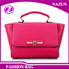 2016 new fashion China imports leather handbags shopping bag