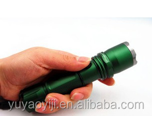Gift Torch Good Quality Zoom Focus Cree flashlight sex toy for man