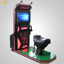 Aliabab KA Supplier Derect Sale XD Ride VR Racing Horse Simulator Game