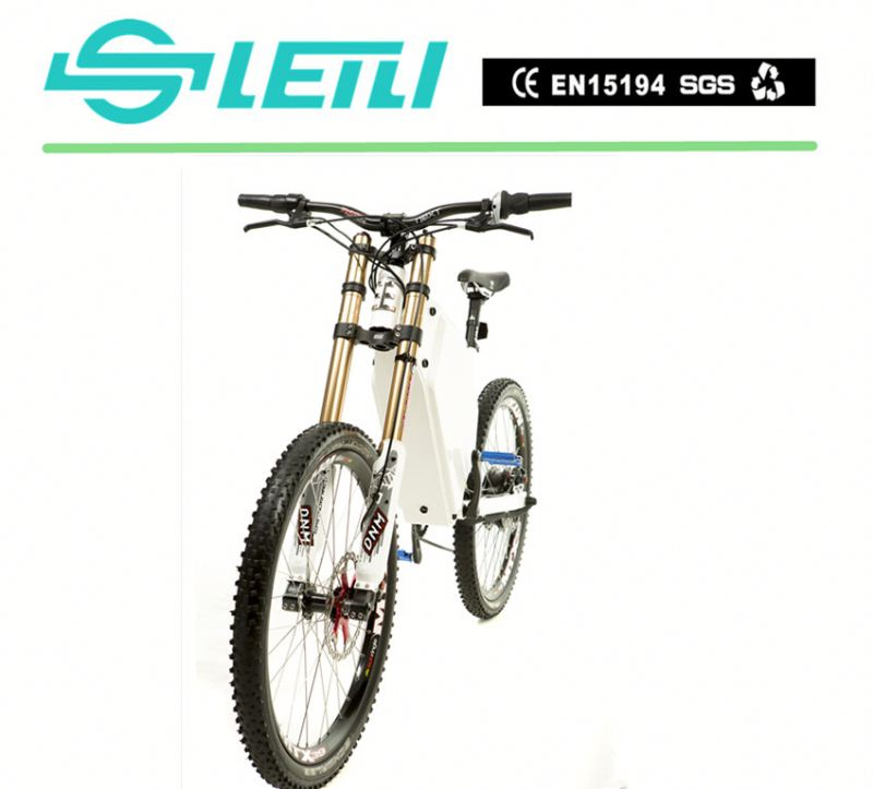 Hot sale adult 26 inch 48v 5000w enduro high power ebike electric bike with carbon steel