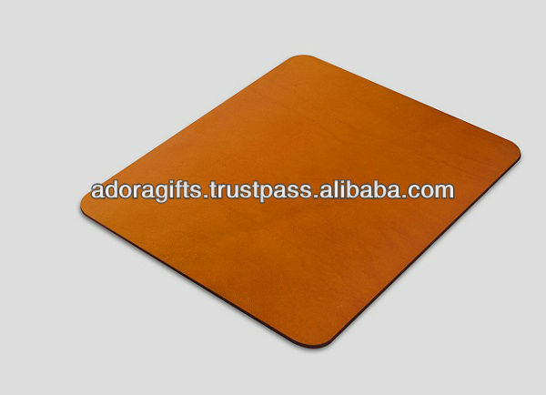 ADAPMP - 0027 all over india best selling with high quality tan mouse pads